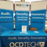 OCD Tech booth