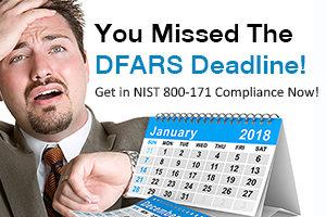 The DFARS Deadline Has Passed